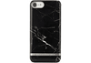 Richmond & Finch Black Marble - Silver details for IPhone 6/6s/7/8/SE 2G black