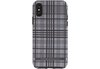 Richmond & Finch Checked - Black details for iPhone X black