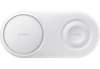 Samsung Draadloze Oplader DUO Pad Wit